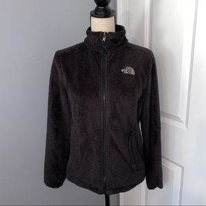 The North Face Black Fuzzy Jacket